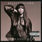 Talk a Good Game [Deluxe Edition] [PA] * by Kelly Rowland (CD, Jun-2013, Island (Label))