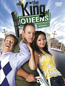 4-DVDs-THE-KING-OF-QUEENS-STAFFEL-4-Kevin-James-NEU-OVP