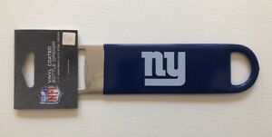 NFL-New-York-Giants-Football-7-Steel-Vinyl-Coated-Bottle-Opener-NEW