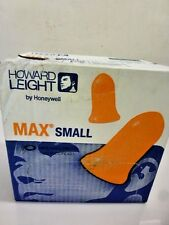 New Honeywell 30db Disposable Bell Shape Ear Plugs Max 30s Corded