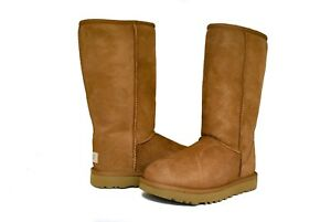 0d70bfc71718 Details about UGG Australia Women s Classic Tall 2 II Boots 1016224 Black  Chestnut Sz 5-12