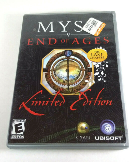Myst online ages
