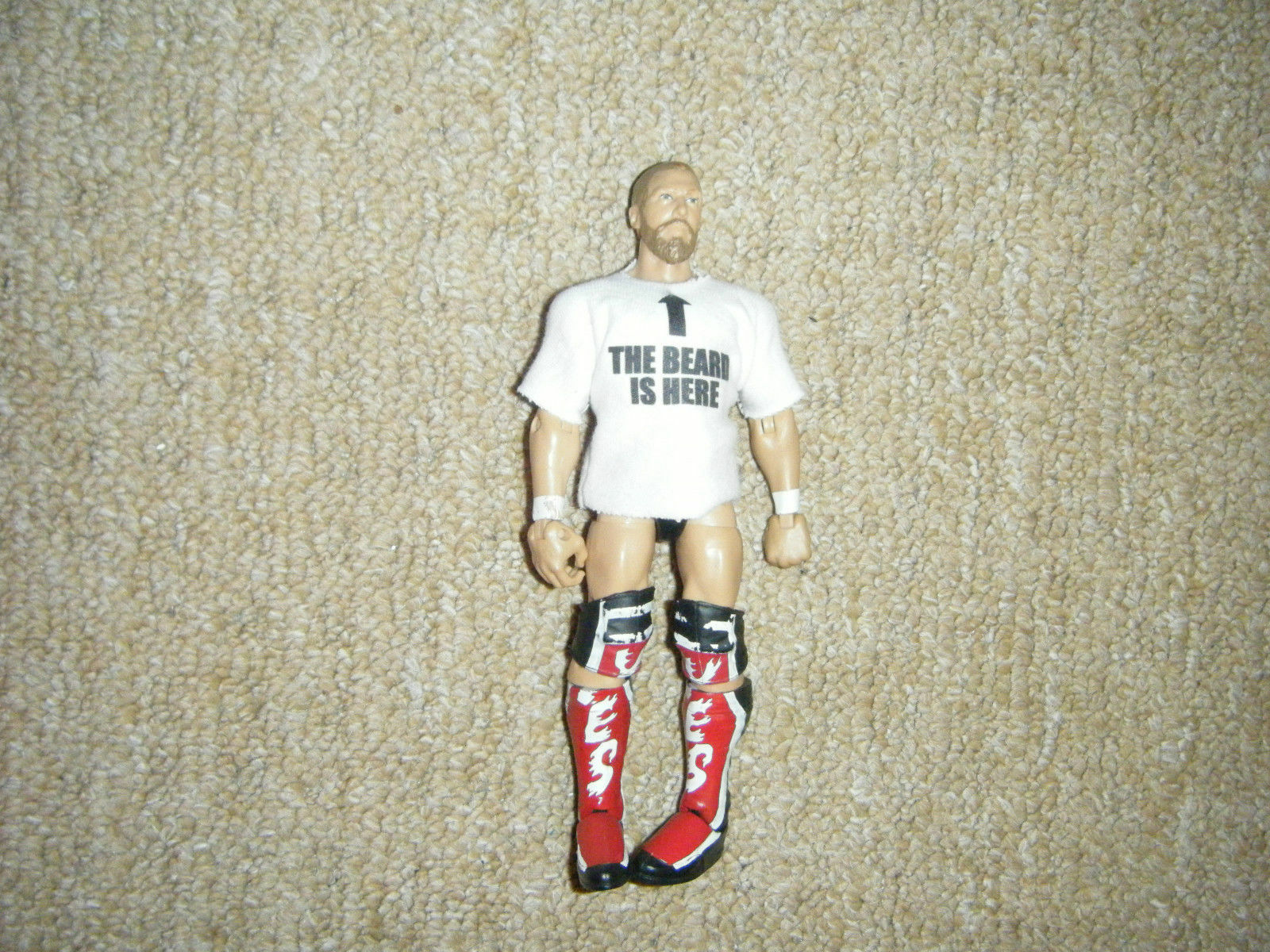 Wwe Action Figure Daniel Bryan Serie 17 Elite Barba maglietta Wwf Superstar Tna