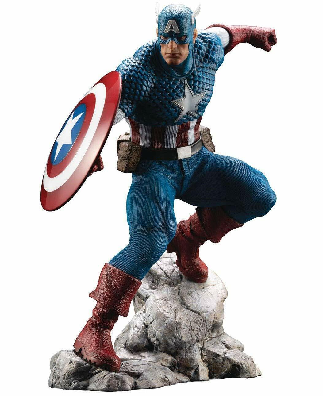 Marvel Captain America  Artfx Premier Statue Kotobukiya  il più alla moda