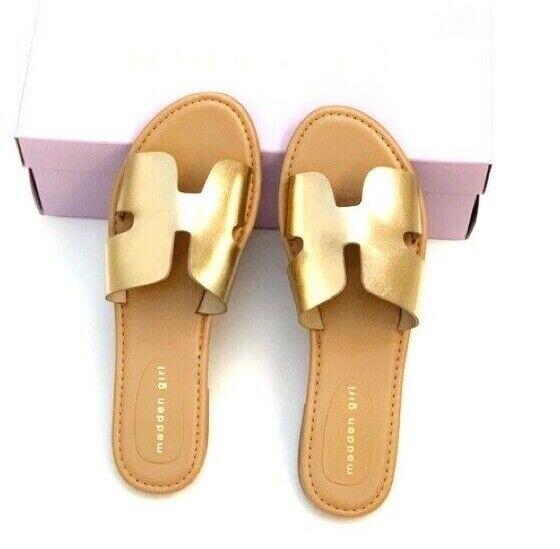 Madden Girl Brando Glitter Slip-on