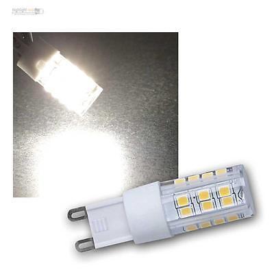 10 x LED Stiftsockel Leuchtmittel G9 neutralweiß 4W 280lm Stiftsockellampe Birne