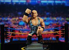 Mattel WWE Wrestling Rumblers Figure Elite RYBACK Cake Topper K903 N