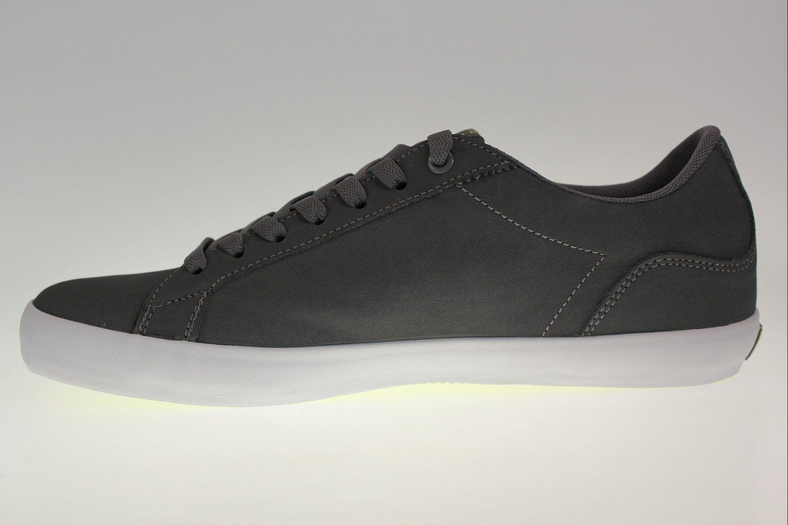 Lacoste Lerond SC NEU Golf Herren Schuh Grau Freizeit Sneaker Golf NEU Polo f14c75
