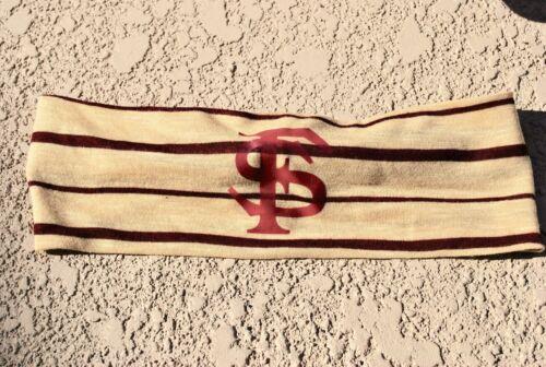 Florida State Seminoles FSU Noles Yoga Head Band Jersey Knit
