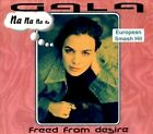 Freed from Desire [Single] by Gala (Elec) (CD, 1996, ZYX)