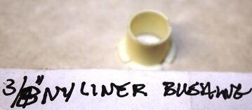 AMERICAN TURBINE B2105 SPLIT 3//8 NYLINER BUSHINGS JET