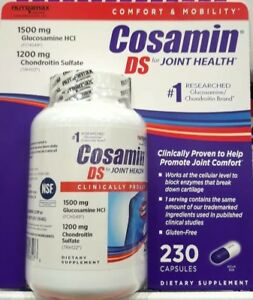 Details About Cosamin Ds For Joint Health Supplement Glucosamine 230 Capsules