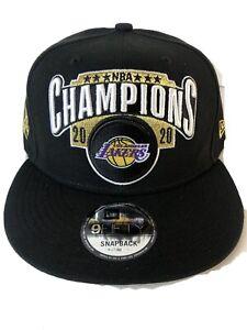 Los Angeles Lakers New Era 2020 NBA Champions Locker Room ...