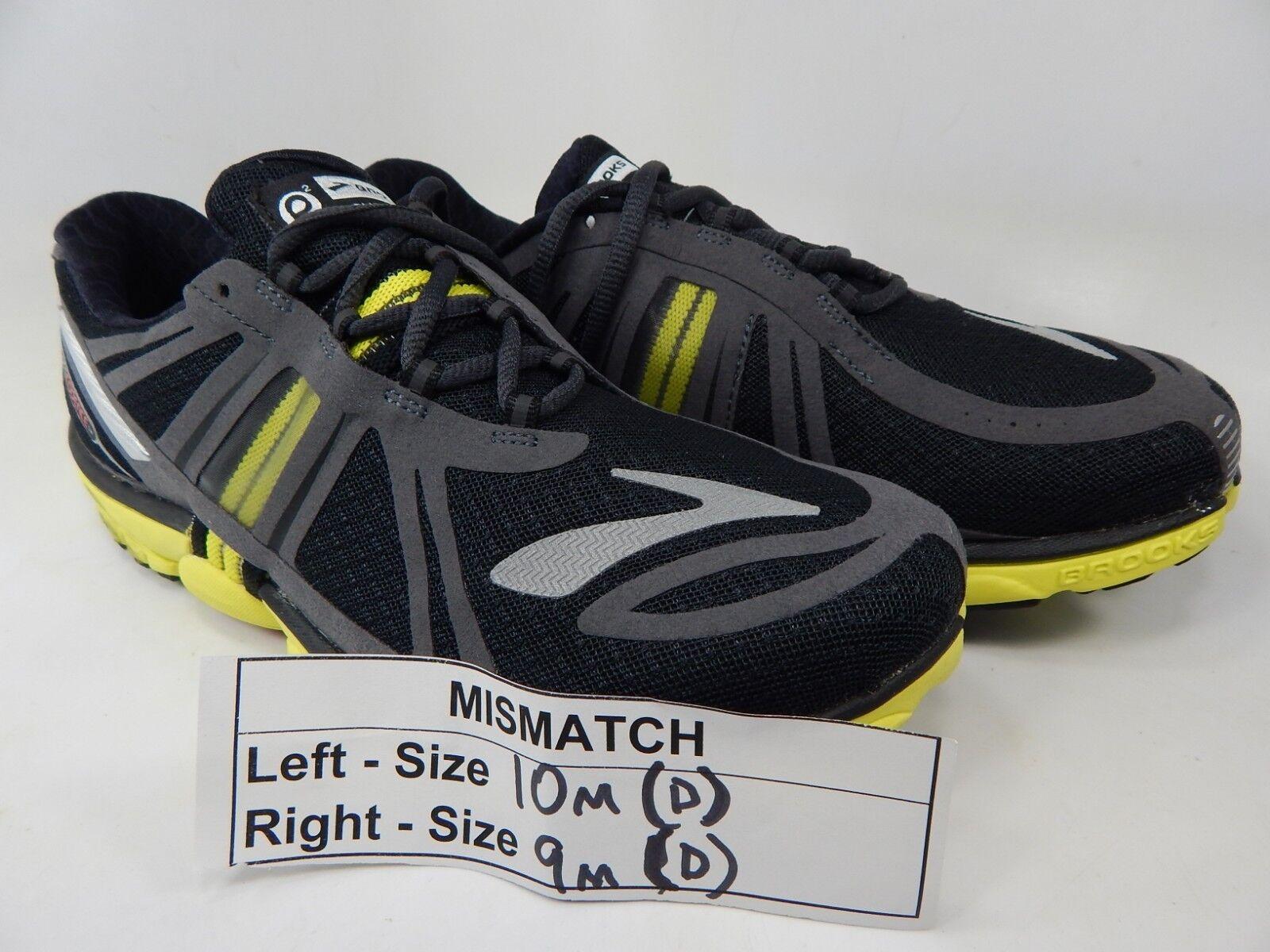 MISMATCH Brooks Pure Cadence 2 Size 10 M (D) Left & 9 M (D) Right Men's shoes