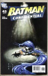 Batman-Confidential-43-2010-nm-9-2-DC-Comics-Sam-Kieth-Ghosts
