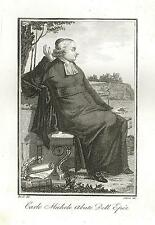 Charles Michel de l'Epee '700 presbitero educatore francese