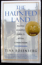 The Haunted Land: Facing Europe's Ghosts After Communism PBK Near Fine Unread