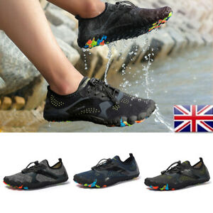 Aqua-Surf-Beach-Sports-Wet-Water-Shoes-Mens-Womens-Outdoor-Wetsuit-Swim-UK