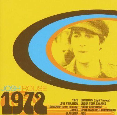 Josh Rouse 1972 (2003, CD/DVD)  [2 CD]