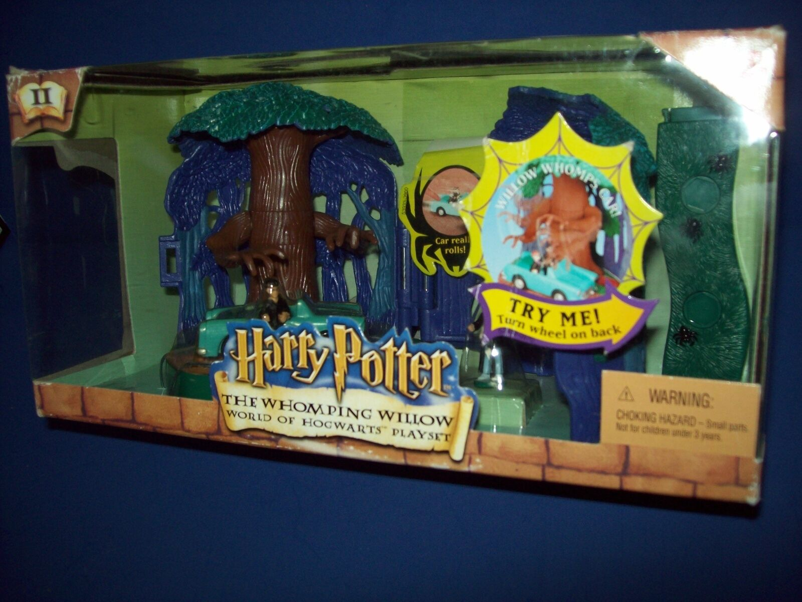 Harry potter whomping willow micr abbildung playset 2001 für minifigures