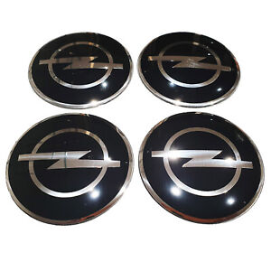 4-x-Domed-65mm-Trafic-Centre-Stickers-for-BMW-X5-X6-3-5-Series-Alloy-Wheels
