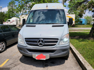 2011 Mercedes Sprinter 2500 High Roof turbo