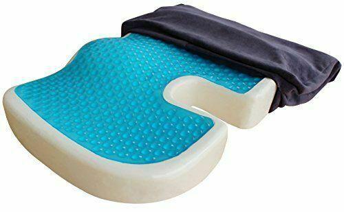 TravelMate Gel Enhanced Car Seat Cushion