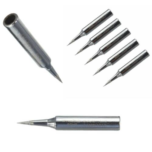 5x Lead Free Replacement Soldering Tools Solder Iron Tips Head 900m-T-I 93/_eu