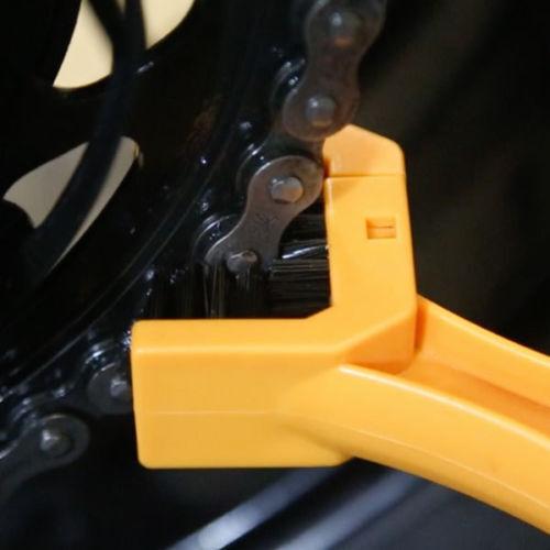 NEUF TRU-tension Muck Monkey Motorcycle Moto Chaîne Brosse Cleaner