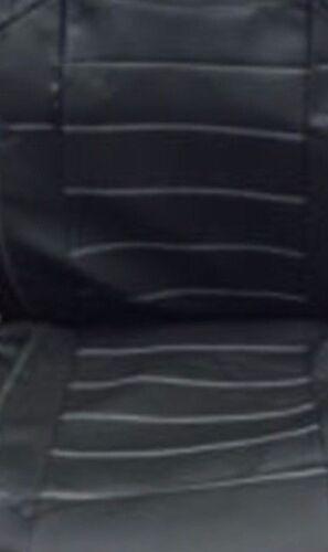 MAZDA 121 2 3 5 6 Nero Universale PVC Similpelle Car Seat Covers SPLIT post.