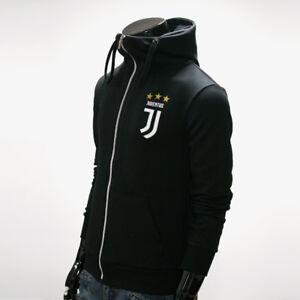 adidas Juventus Full Zip Sweat Shirt à Capuche Homme