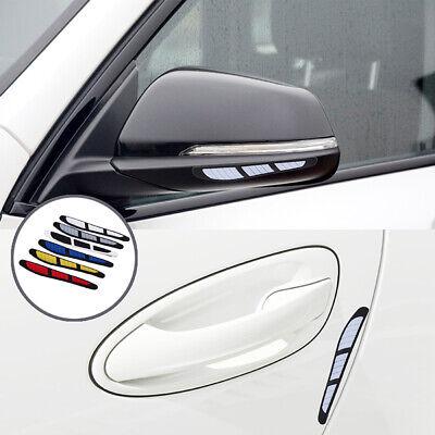 Universal Grey Car Bumper Protector Corner Guard Door Edge Anti-Scratch Strip