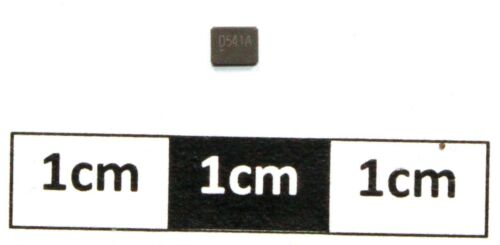 Sharp DSX321G SMD CRYSTAL 54 MHz paquete de 5
