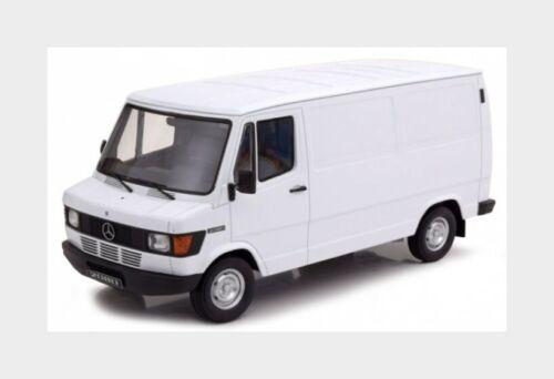 Mercedes Benz 208D Van 1988 White KK SCALE 1:18 KKDC180301