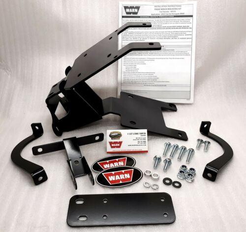 Warn 89535 ATV Winch Mount for 2012-17 CAN-AM Renegade 500//570//800//1000