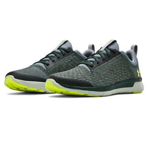 Pratique Under Armour Junior Lightning Gs Chaussures De Course Baskets Vert Gris Sports-afficher Le Titre D'origine Pratique Pour Cuire