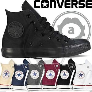 Converse-All-Star-Hi-Tops-Mens-Womens-Unisex-High-Tops-Chuck-Taylor-Trainers