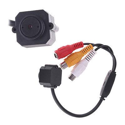 Super Mini Color Wired CMOS Camera Micro Camera Monitor PAL