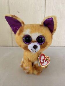 """Pablo Beanie Boos Ty plush Chihuahua 6"""" 2016 Tags"""