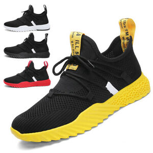 Men-039-s-Sneakers-Walking-Sports-Athletic-Outdoor-Casual-Running-Tennis-Gym-Shoes