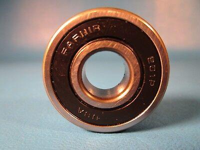Fafnir 201PP 201 PP Deep Groove Roller Bearing =2 SKF 6201 2RS VV, NSK NTN