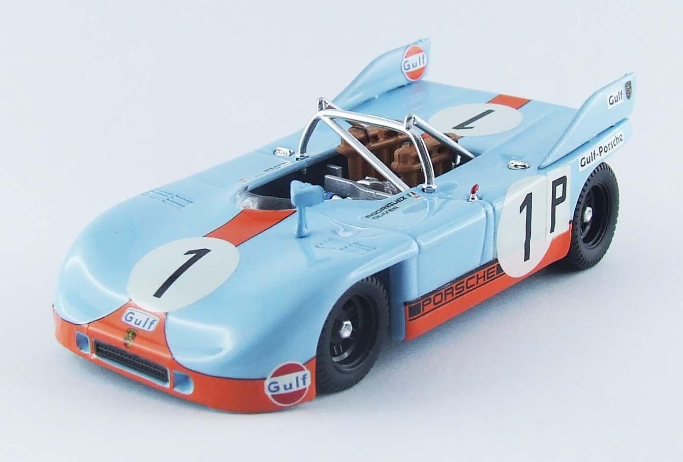 Porsche 908 3 Nurburgring 1971 Rodriguez Siffert  1 Best 1 43 Be9498 Diecast
