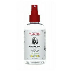 Witch-Hazel-Facial-Mist-Toner-Cucumber-8-Oz-by-Thayers