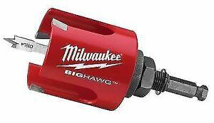 Milwaukee 49-56-9030 3-5/8-Inch Big Hawg Hole Cutter