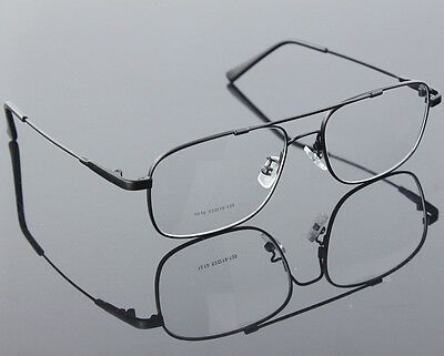 5 colors Memory Titanium Alloy Flexible Pilot Eyeglass Frame Optical Glasses