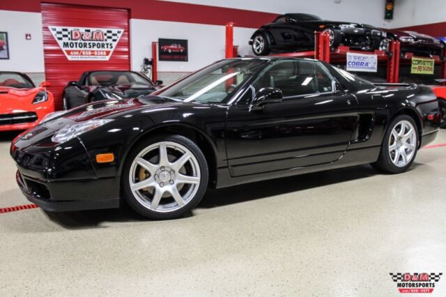 2005 Acura NSX Base Coupe 2-Door