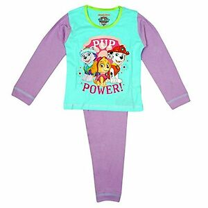 Girls-Official-Paw-Patrol-Pyjamas-Skye-Everest-Ages-12-Months-to-4-Years