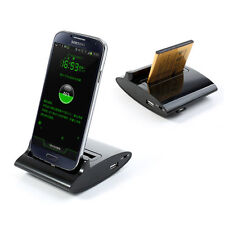 Charging & Sync Dock Holder Cradle Station 3 In 1 OTG For Samsung Galaxy S3 S4