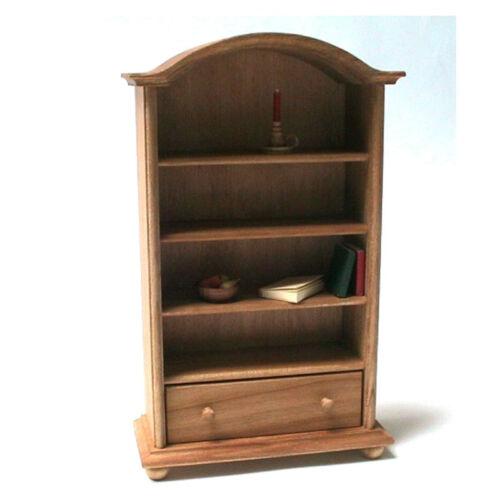# Amor a mano 46044 estante con zierbogen madera 1:12 para casa de muñecas nuevo