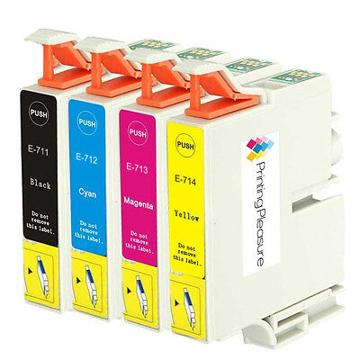 Lot NON-OEM INK CARTRIDGES REPLACE FOR Epson STYLUS PRINTER